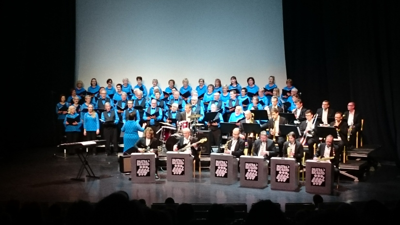 Karelia Singers + Imatran Big-Band
